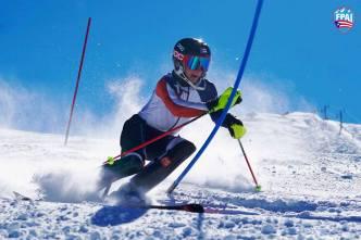 ¿Quién es el esquiador que representa a Puerto Rico en las Olimpiadas Invernales?