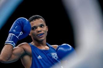 El boxeador Yankiel Rivera se lleva bronce en Lima