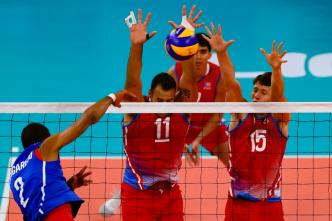 Cae el voleibol masculino en Lima 2019