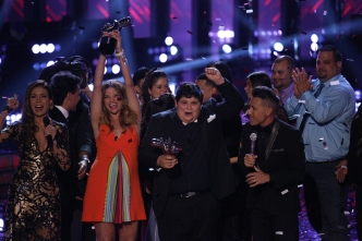 Christopher se convierte en ganador de La Voz Kids