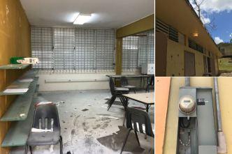 Se repite la negligencia en escuela abandonada