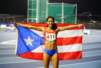 Tercera medalla de plata para Beverly Ramos