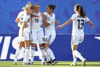 Mundial Francia 2019: Alemania clasifica a cuartos