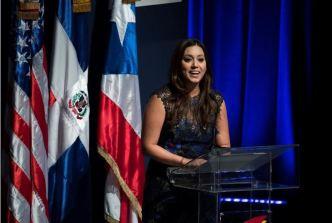 Primera Dama habla por primera vez tras publicación del chat
