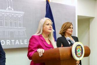 Gobernadora dice que no es fácil sacar a jefes de agencia