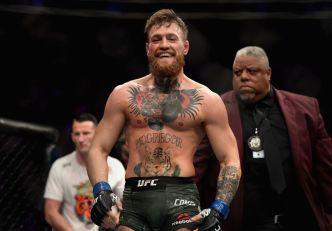 El peleador Conor McGregor anuncia su retiro del MMA