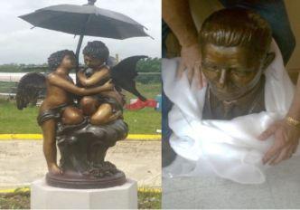 Gurabo pagó millones por obras y esculturas sin utilidad