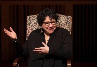 Sonia Sotomayor presenta en Puerto Rico su libro infantil