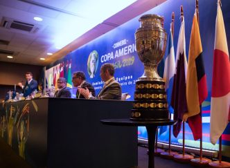 Argentina-colombia, sede conjunta para copa américa 2020