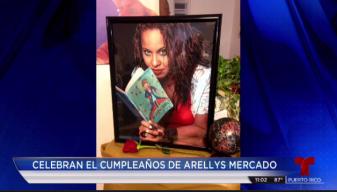 Celebran el cumpleaños de Arellys Mercado