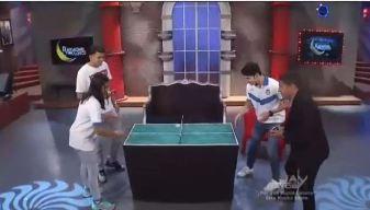 Raymond se enfrenta a Adriana Díaz