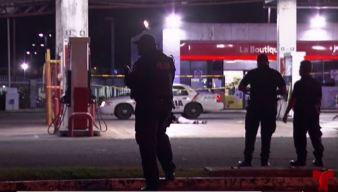 Acribillan a hombre en gasolinera de Carolina