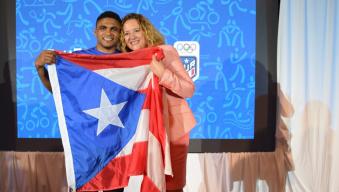Se abanderara la Delegación de Puerto Rico para Lima 2019