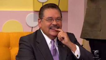 40 años en Telemundo: Alexandra celebra a Jorge Rivera Nieves