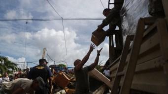 Aprueban más de mil millones en asistencia para Puerto Rico