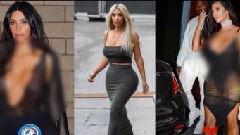 A lo Kardashian, así se inyecta la moda de los pezones erectos