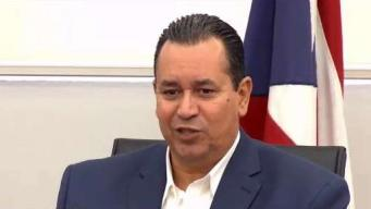 Alcalde le da la bienvenida a plan piloto de la Junta