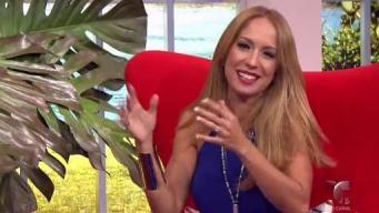 Alexandra Fuentes en total apoyo a Sammy Marrero