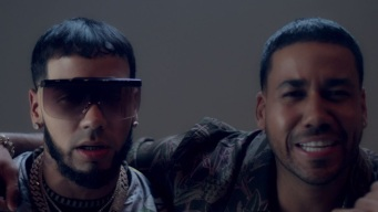 Romeo Santos y Anuel AA, juntos en nuevo video