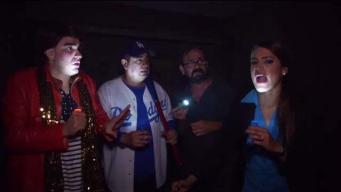 Atrapados en la Casa Embrujada