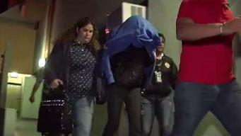 Autoridades detienen a dos personas por caso de Valerie