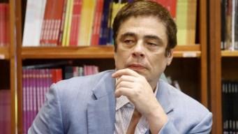 Le roban miles de dólares y pasaportes a Benicio del Toro