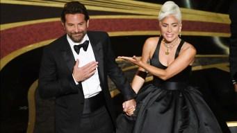 Gaga responde a rumores de romance con Cooper