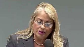 """Secretaria de Justicia confiesa que vivió """"momentos horribles"""""""
