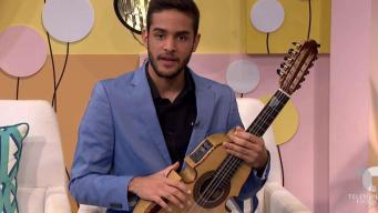Carlos Gabriel apuesta todo a su tercera producción