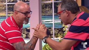 Carlos Toro derrota a Herbert en pulseo