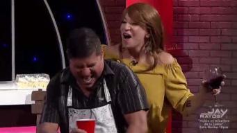 Carlos vuelve a meterse en un lío con Linda