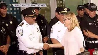 ¿Carmen Yulín quiere eliminar la Policía Municipal?