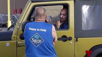 Cesanteados demandan a Sam's Club