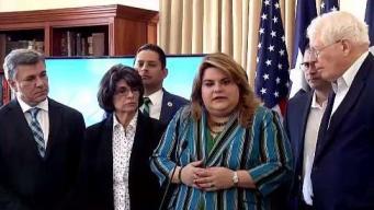 En Puerto Rico dos congresistas demócratas