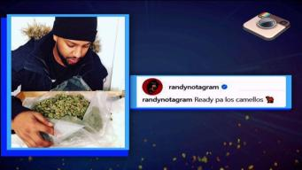 Conmovedor mensaje de hijo del reguetonero Randy