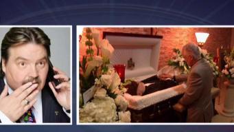 Continúa investigación por muerte de Raúl Carbonell