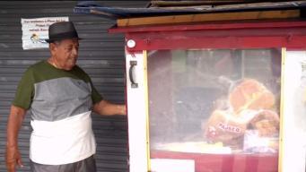 Continúa viva la tradición del chicharrón en Bayamón
