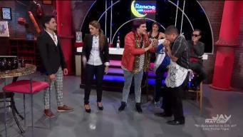 Costurero provoca discordia entre Carlos y Linda