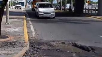 DTOP promete que reparará las carreteras