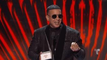 Daddy Yankee se lleva otro premio en los Latin AMAs