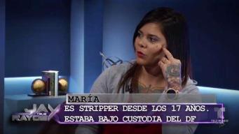 Del Departamento de la Familia a Strippers
