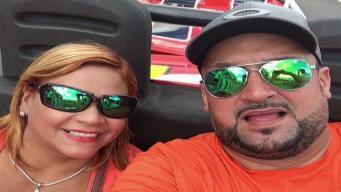 Familia desconsolada ante trágica muerte de pareja
