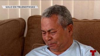 Destruido: padre de Arellys pide justicia para su hija