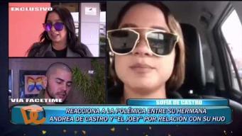 Dolor y sufrimiento tras demanda contra Andrea De Castro