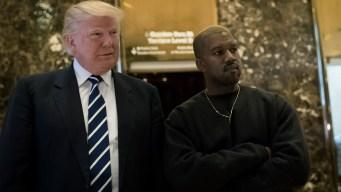 """Kanye West dice que fue """"utilizado"""" y se aleja de la política"""