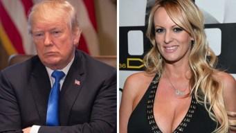 Niegan relación entre Trump y una actriz porno