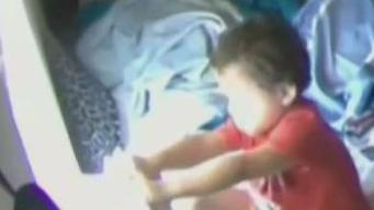 Dramático rescate de bebé en El Bronx