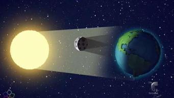 Histórico: Eclipse solar se verá en Puerto Rico