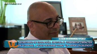 Eligio Hernández una vida de pobreza y necesidades