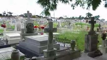 Equipo T investiga tumbas y restos humanos desaparecidos